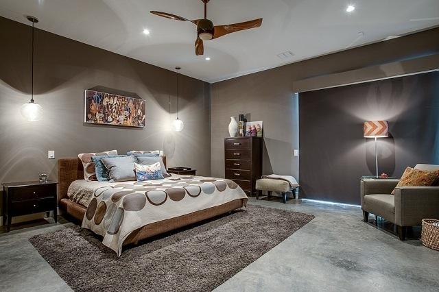schlafzimmer-streichen-ideen-taupe-beleuchtung-konzeptejpg (640 - schlafzimmer streichen ideen