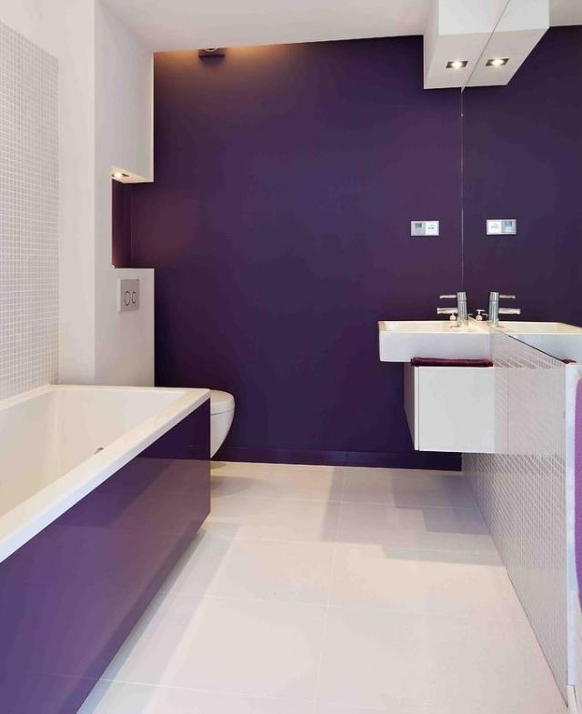 Spezielle Farbe Für Badezimmer