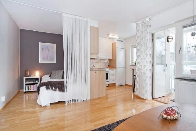 wohnbereich-schlafzimmer-abgrenzen-einzimmerwohnung-ideenjpg (640 - einzimmerwohnung