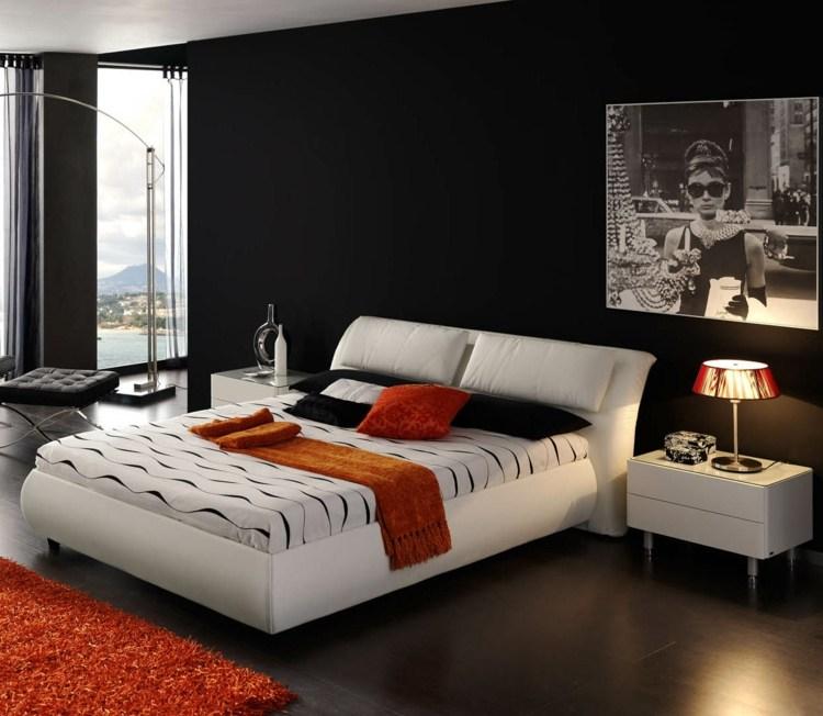 105 Zimmer streichen Ideen - Farben für jeden Raum - schlafzimmer wie streichen