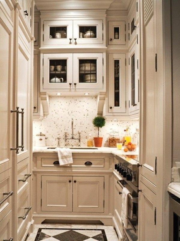 Awesome Kleine Küchen Ideen Contemporary   House Design Ideas   Kleine  Kuche Individuelle Stauraumlosungen