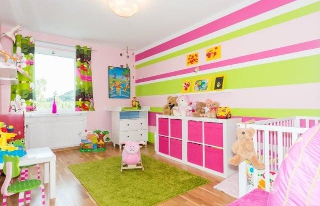 DIE BESTEN 30+ Ideen zum Gestalten und Einrichten im Kinderzimmer - kinderzimmer gestalten madchen