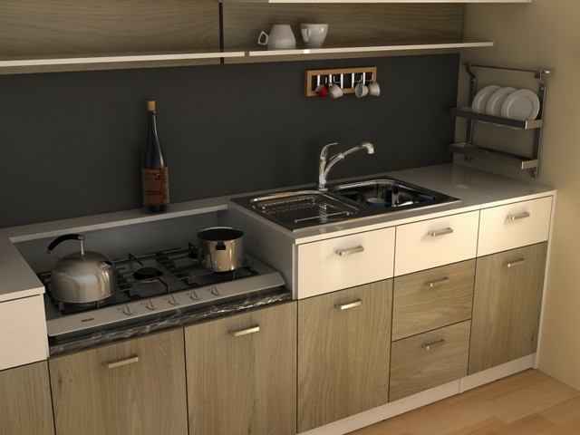 Elegant Moderne Kuche Tipps Auffrischung Villawebinfo