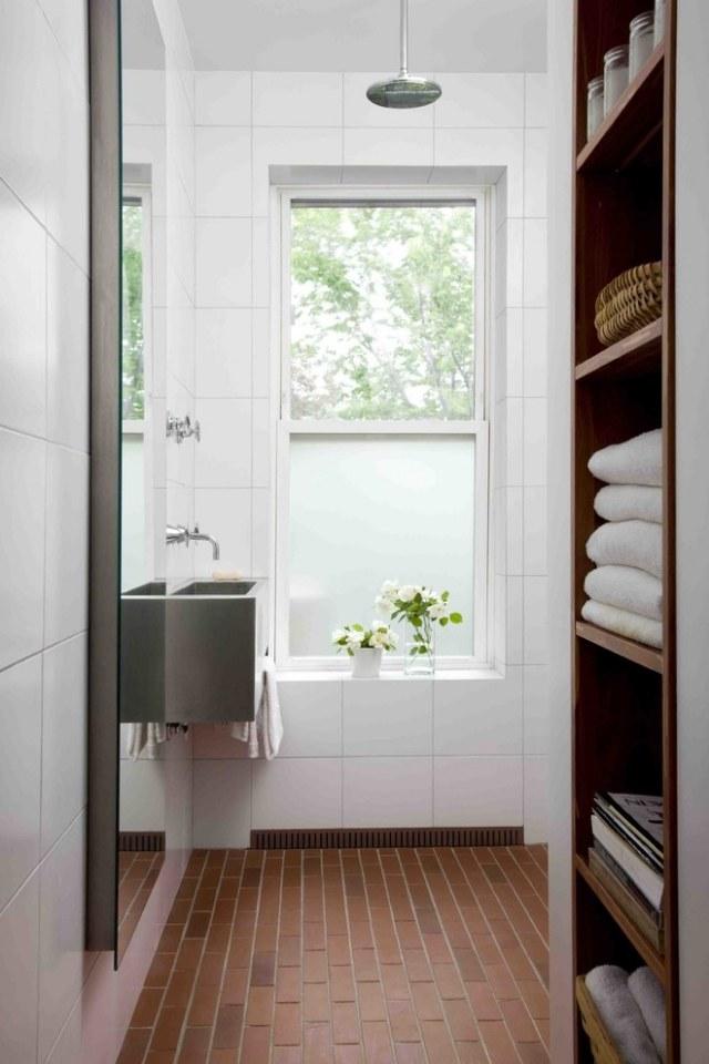 Ideen für kleine Badezimmer u2013 den Platz gekonnt ausnutzen - badezimmer einbau