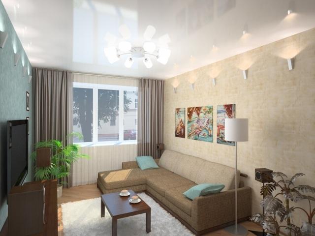 Kleines Wohnzimmer modern einrichten - Tipps und Beispiele - kleines wohnzimmer