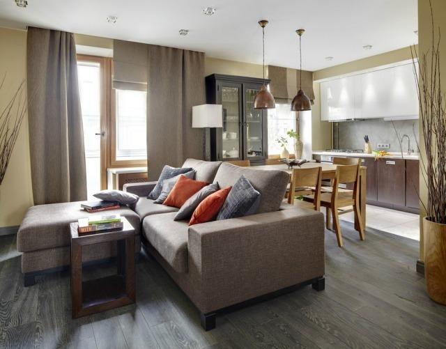 Fantastisch ... Uncategorizedmoderne 30 Dekovorschläge Für Wohnzimmer Mit Essbereich ...