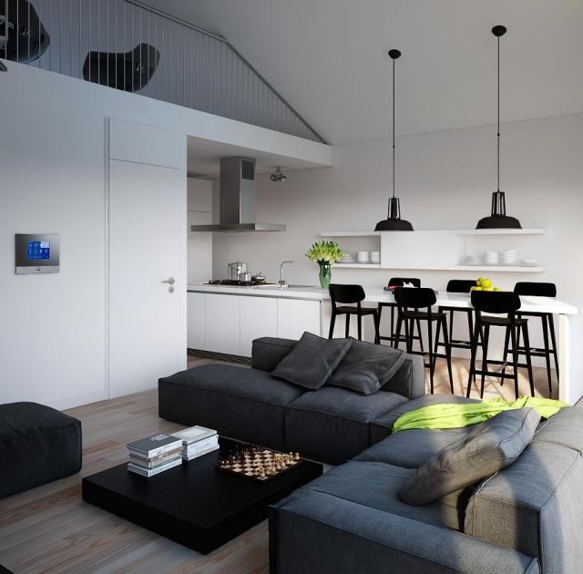 Kleines Wohnzimmer Mit Essecke Fabulous Kleines Wohnzimmer Mit - essecke wohnzimmer