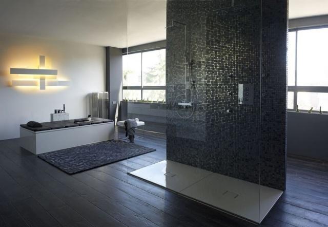 106 Badezimmer Bilder - Beispiele für moderne Badgestaltung - badezimmer nur mit dusche