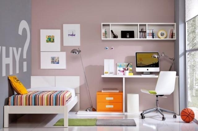 Jugendzimmer-Einrichtungsideen aus 100 Wohnwelten - farben fur wande