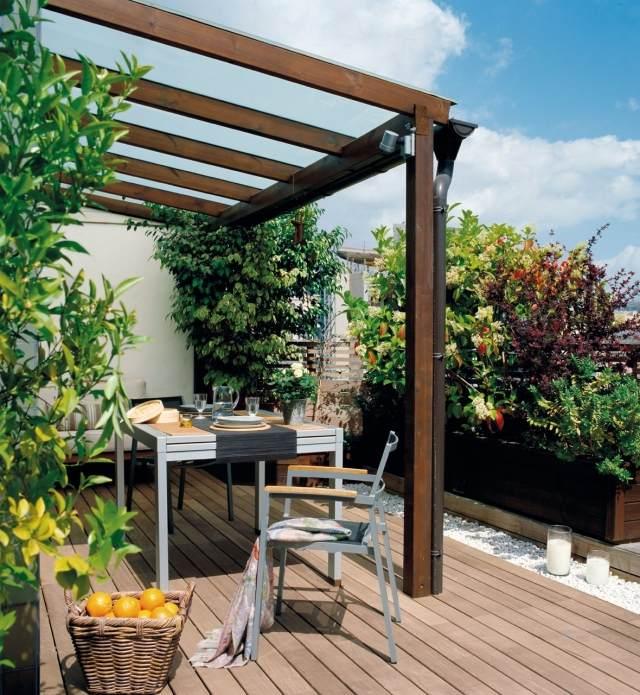 31 Ideen für Terrasse - Modern gestalten und dekorieren - ideen terrasse gestalten