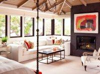 Tipps zum Wohnzimmer gestalten- Kaminverkleidung