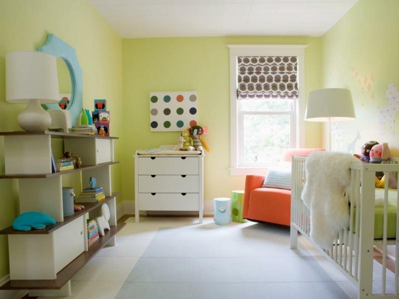 Babyzimmer gestalten 70 Ideen für geschlechtsneutrale Deko - babyzimmer madchen und junge