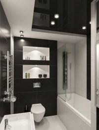 Kleines Badezimmer gestalten - 30 Fliesen Ideen und Tipps