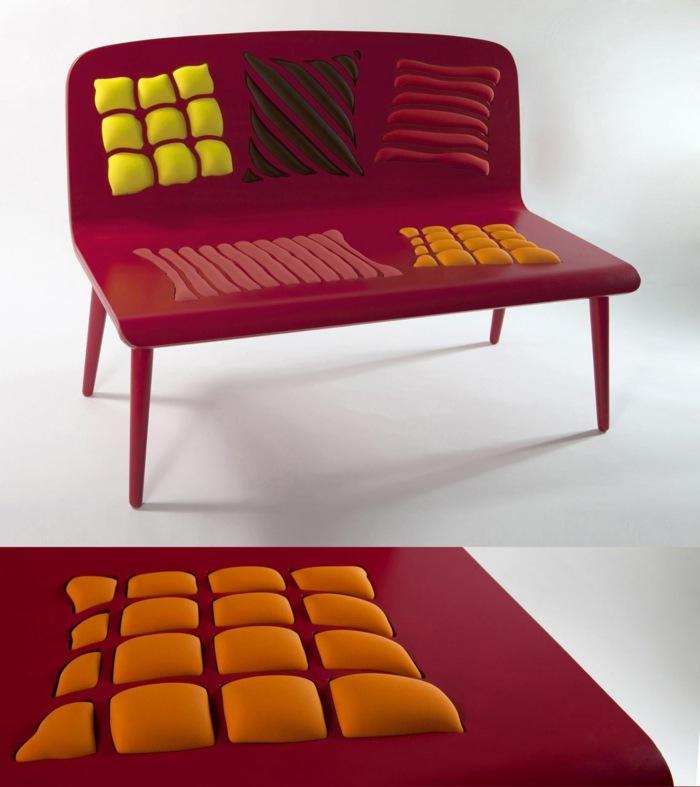 beautiful designer mobel aus metall bequeme sitzgruppe mit ...