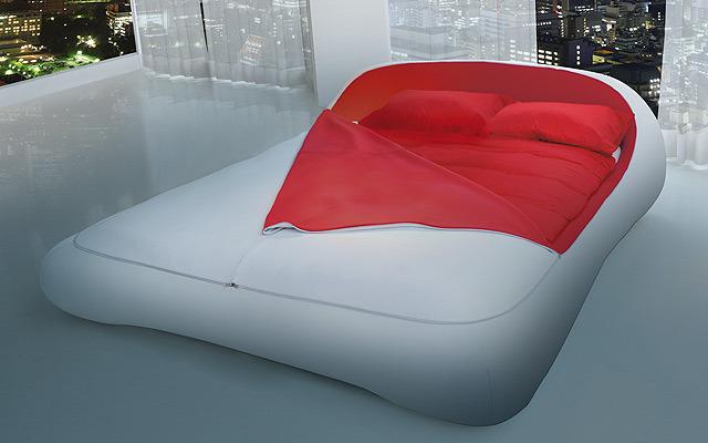 gestrickte designer mobel monomoka - design - Designer Mobel Reisverschluss