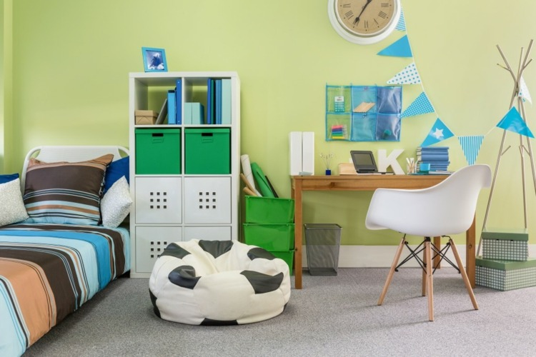 Kinderzimmer streichen - Ideen und Tipps zur Farbenwahl - idee kinderzimmer streichen