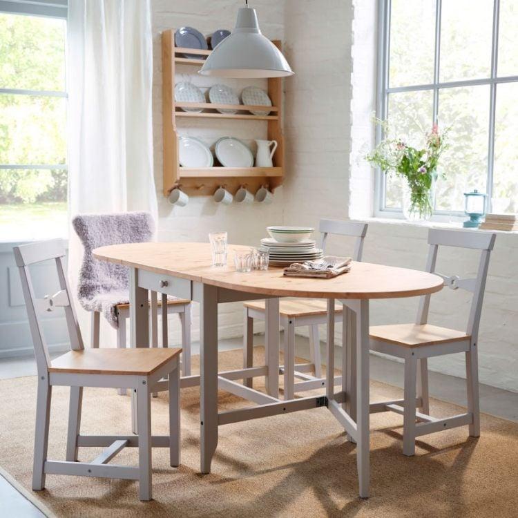 Chestha Küchentisch Idee Ikea - ikea esstisch beispiele skandinavisch