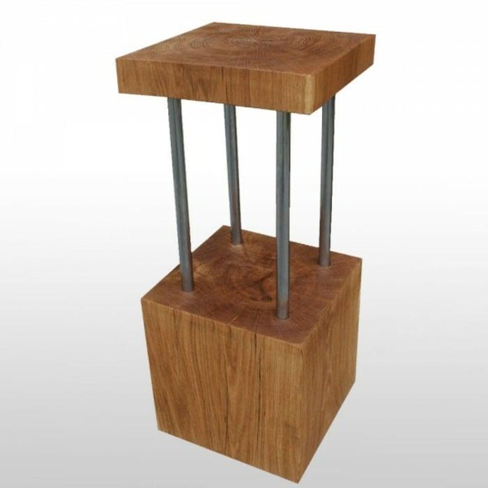Barhocker Aus Holz 20 Ideen ~ Alle Ihre Heimat Design Inspiration