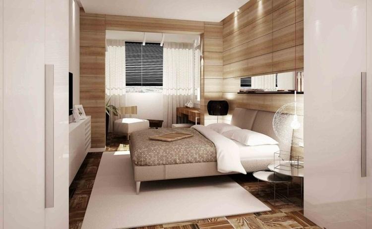 Ideen für das Schlafzimmer 30 Beispiele für jede Raumgröße - schlafzimmereinrichtung ideen