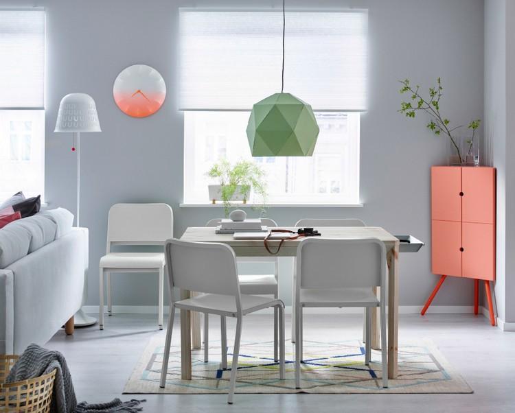 Chestha Küchentisch Teppich Design - ikea esstisch beispiele skandinavisch