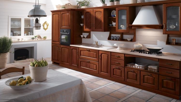 Italienische Kuche Aus Metall Landhausstil Trifft Moderne Optik    Italienische Kuchen Mobelserien Arclinea