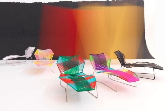 Lounge Sessel Und Liegen, Designt Von Patricia Urquiola   Lounge Sessel  Liegen Patricia Urquiola