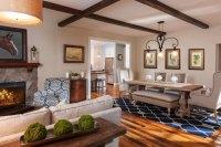 Wohnzimmer neu gestalten  Ideen im Landhaus-Look