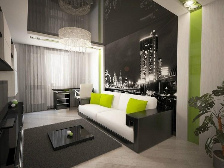 wohnzimmer wandgestaltung grau wandgestaltung wohnzimmer streifen ... - Wohnzimmer Mit Streifen Schwarz Wei Grau