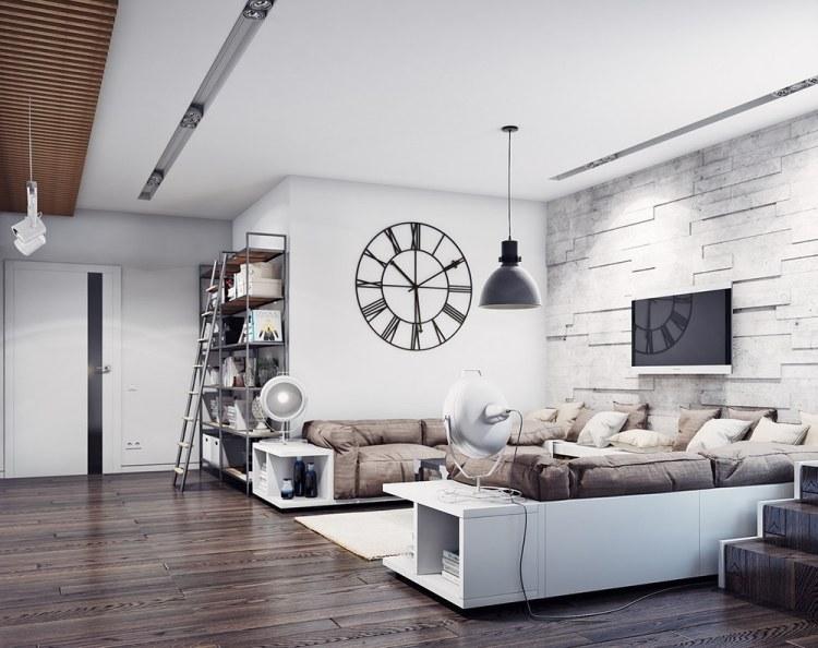 Awesome ... Wohnzimmereinrichtungen Ideen Zur Wohnzimmereinrichtung   29 Moderne  Beispiele   Wohnzimmereinrichtungen Wohnzimmereinrichtungen ... Pictures