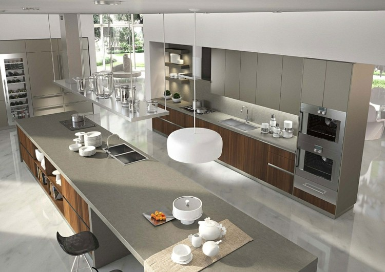 Moderne Modulare Kuche Komfort u2013 dogmatiseinfo - moderne modulare kuche komfort