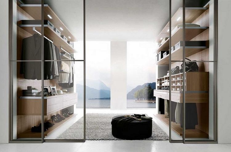 awesome begehbarer kleiderschrank modular system pictures - house ... - Begehbarer Kleiderschrank Modular System