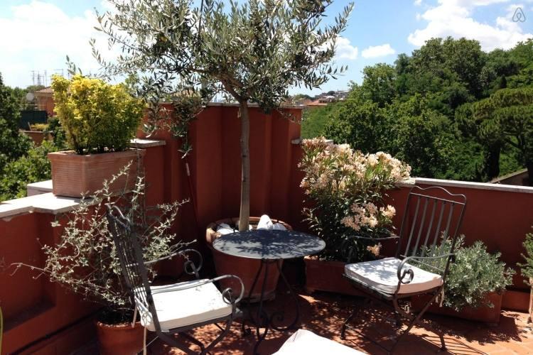 Dachterrasse gestalten 37 Ideen für Pflanzen und Sichtschutz - ideen terrasse gestalten