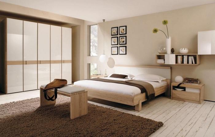 Ideen zum Schlafzimmer streichen - Tolle Techniken \ Bilder - schlafzimmer wie streichen