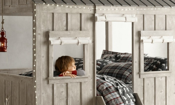 Cooles Bett Col Letto Wrapping Bett Lago - Design