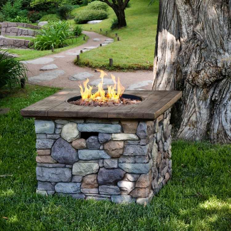 Gas Feuerstelle Garten Coole Feuerstelle Im Garten Feuerstelle Garten