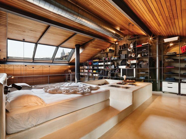 Podest Fr Bett Bauen Cool Bett Podest Bauen Luxus Bett Tisch Selber