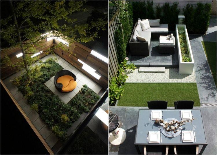 Uncategorized Geräumiges Holz Pergola Garten Moderne ...