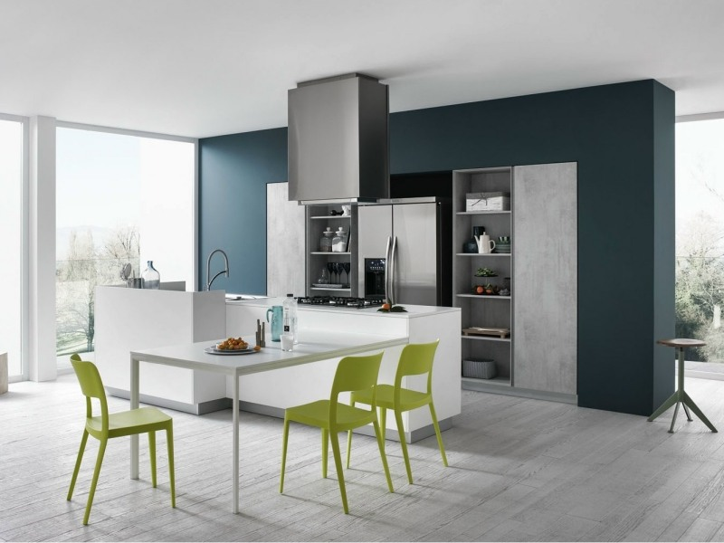 Moderne-einbaukuche-besticht-durch-minimalistische-asthetik-25 - moderne einbaukuche besticht durch minimalistische asthetik