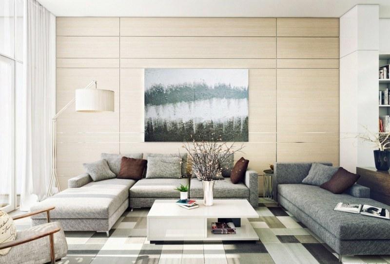 Wohnzimmer Gemütlich Modern | jamgo.co