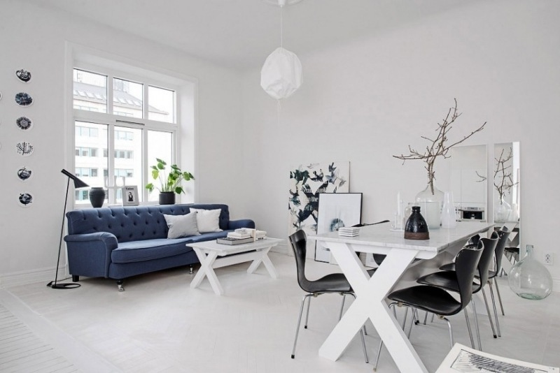 Esszimmer weiß modern  esszimmer couch | haus.billybullock.us