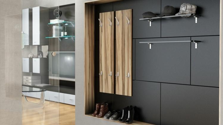 Ideen für Garderoben - Designer-Modelle für den Flur - garderoben ideen