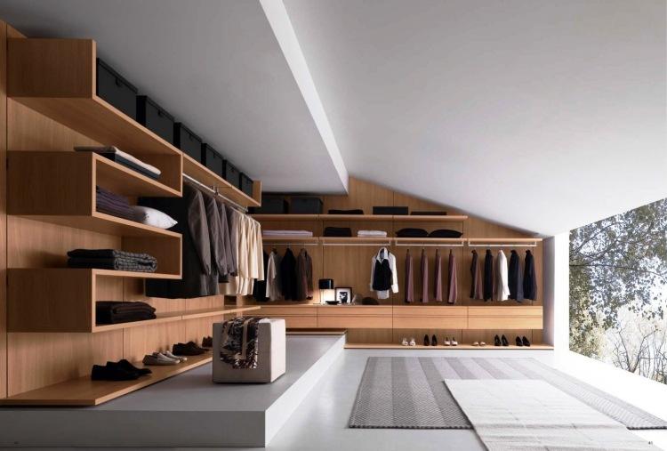 Kleiderschrank Selber Bauen kleiderschrank selber bauen schrank schraege design