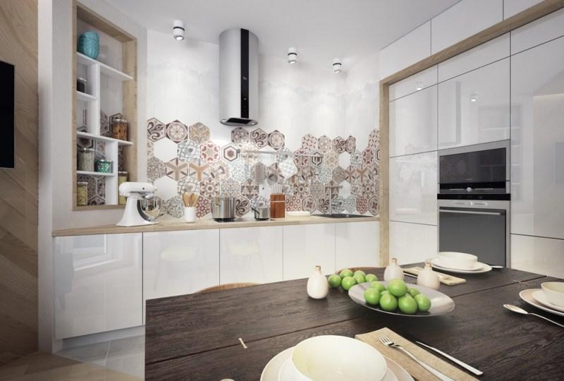 küche wandgestaltung statt fliesen ~ Logisting u003d Varie Forme - kuchenwandgestaltung ideen fliesen glas
