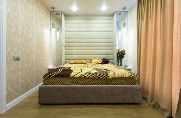 Schlafzimmer Wände Farblich Gestalten Braun ~ Home Design und - schlafzimmer wande farblich gestalten braun