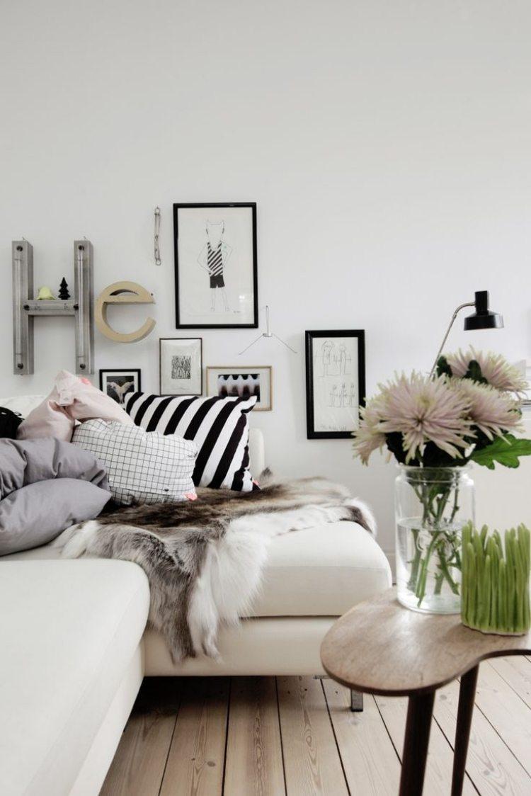 Wohnzimmer Bilder Ideen Wandgestaltung Mit Bildern Im Wohnzimmer 25 Ideen