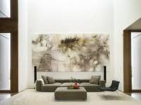 Moderne Wandbilder - Abstrakte Kunst als Wanddeko