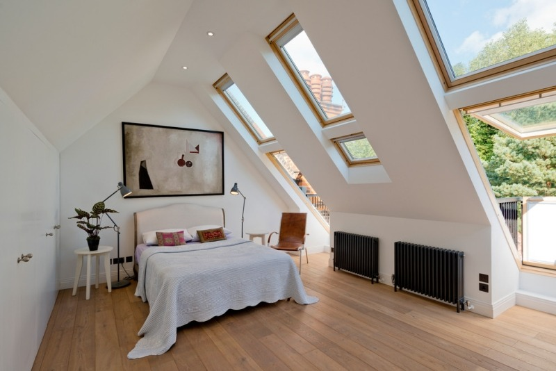 Schlafzimmer Deko Schrge Schlafzimmer Mit Dachschrage Schone - dachschrage gestalten schlafzimmer
