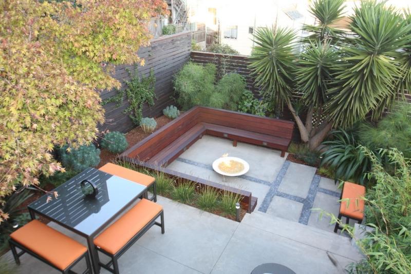 Sitzplatze Im Garten Modern Und Bequem Gestalten