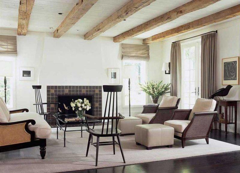 Wohnzimmer Rustikal Landhausstil ~ Home Design und Möbel Ideen - landhausstil rustikal wohnzimmer