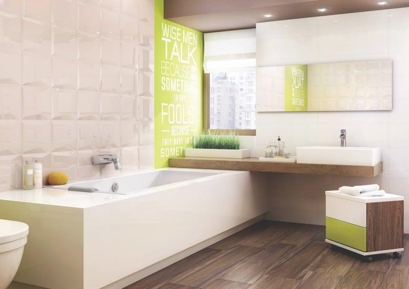 Badezimmer in beige modern gestalten - Tipps und Ideen - badezimmer ideen braun beige